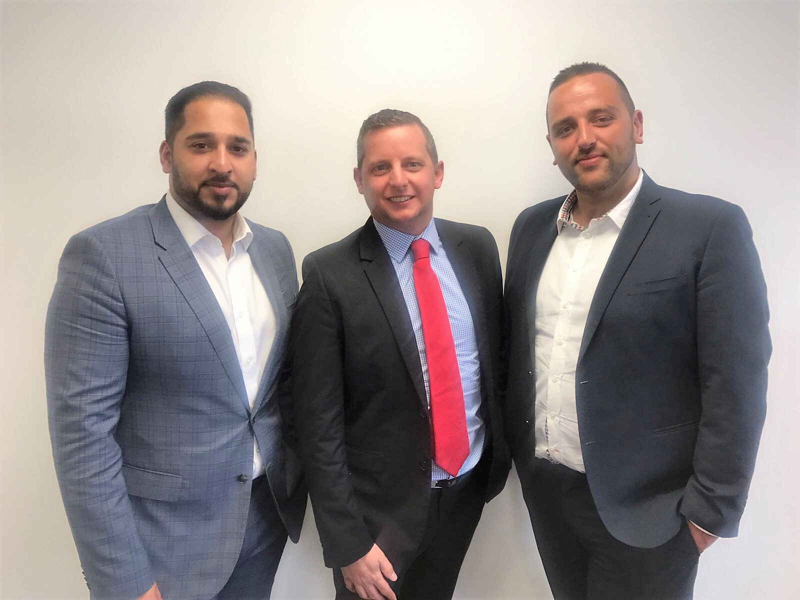 Dan Carlin (middle) - Industry Expert Joins Staffing Match Recruitment